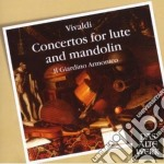 DAW 50: CONCERTI PER LIUTO E MANDOLINO cd musicale di Giardino Vivaldi\il