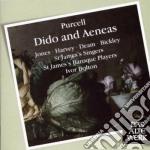Purcell - Bolton - Baroque Players - Daw 50: Didone E Enea cd musicale di Purcell\bolton - bar