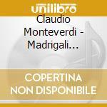 DAW 50: MADRIGALI CONCERTATI cd musicale di Monteverdi\tragicome