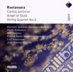 Apex: cantus articus - angel of dusk cd musicale di Rautavaara\pekkanen