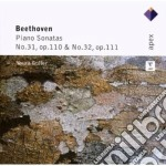 Apex: ultime sonate op. 110 & 11 cd musicale di You Beethoven\guller