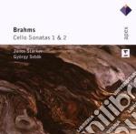 Brahms - Starker - Sebok - Apex: Sonate Per Violoncello cd musicale di Brahms\starker - seb