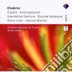 Apex: espana cd musicale di Chabrier\jordan