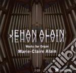 Integrale di musiche per organo cd musicale di ALAIN J.\ALAIN M. CL