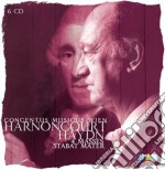 4 messe - stabat mater cd musicale di HAYDN\HARNONCOURT