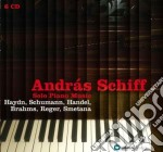 Musiche per pianoforte: haydn - schumann cd musicale di Vari\schiff (boxset