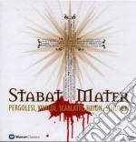 Stabat mater - valve regina - magnificat cd musicale di PERGOLESI-SCARLATTI-
