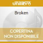 Broken cd musicale di Polecats Stinking