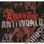 ANTIWORLD cd musicale di LENGTH OF TIME