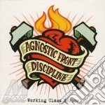 WORKING CLASS HEROES cd musicale di AGNOSTIC FRONT DISCI
