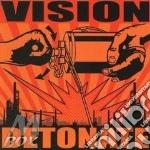 DETONATE cd musicale di VISION