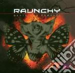 DEATH POP ROMANCE cd musicale di RAUNCHY