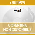 VOID cd musicale di INTRONAUT