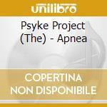 APNEA                                     cd musicale di The Psyke project