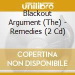 REMEDIES cd musicale di T Blackout argument