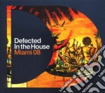 DEFECTED IN THE HOUSE MIAMI 08  (BOX 3 CD) cd musicale di ARTISTI VARI