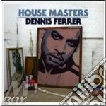 HOUSE MASTERS (UNMIXED DJ FORMAT) cd musicale di Dennis Ferrer