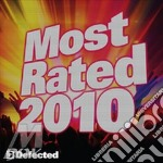 Defected most rated 2010 dig. 3cd cd musicale di ARTISTI VARI