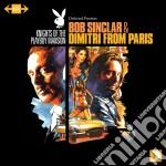 Defected presents knights of the playboy mansion cd musicale di Sinclar bob & dimitri from par