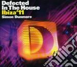 "Defected In The House Ibiza '11"" (3cd) cd musicale di Artisti Vari"