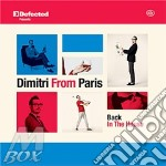 Back in the house cd musicale di Dimitri from paris