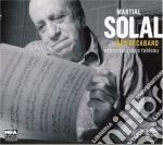 Exposition sans tableau cd musicale di Martial Solal