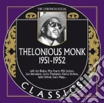 Thelonious Monk - 1951-1952 cd musicale di Thelonious Monk