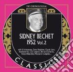 Sidney Bechet - 1952 Vol.2 cd musicale di Sidney Bechet