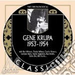 1953-1954 cd musicale di Gene Krupa