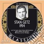 1954 cd musicale di Stan Getz