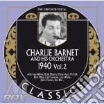 1940 vol.2 cd musicale di Charlie barnet & his