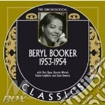 Beryl Booker - 1953-1954 cd musicale di Booker Beryl