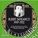 Buddy Defranco - 1949-1952 cd musicale di Buddy Defranco