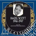 1946-1947 cd musicale di Scott Hazel