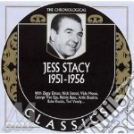 Jess Stacy - 1951-1956 cd musicale di Stacy Jess