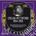1954-1955 cd musicale di Oscar Pettiford