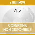 Afro cd musicale