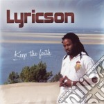 Lyricson - Keep The Faith cd musicale di Lyricson