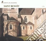 Saint benoit cd musicale di Abbaye de solesmes