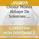 Abbaye De Solesmes - Solesmes 1930 cd musicale di Abbaye de solesmes