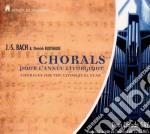 CHORALS POUR L'ANNEE LITURGIQUE           cd musicale di ABBAYE DE SOLESMES