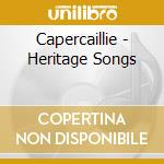 Heritage song cd musicale di Capercaille
