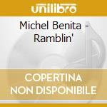 Ramblin' cd musicale di Michel Benita