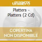 Bd voices / antonio lapone cd musicale di Bdv the platters