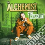 1st infantry cd musicale di Alchemist