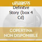 DEFINITVE STORY  (BOX 4 CD) cd musicale di JOHN LEE HOOKER