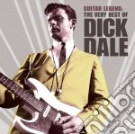 Guitar legend: the verybest of dick dale cd musicale di Dick Dale