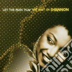 Let the music play:best cd musicale di Shannon