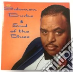 SOUL OF THE BLUES cd musicale di SOLOMON BURKE