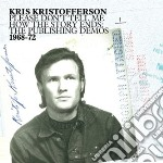 Please don't tell me how the story ends cd musicale di Kris Kristofferson